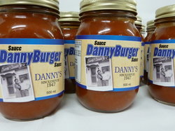 Danny Burger Secret Sauce