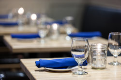 Territory Restaurant Table Setting
