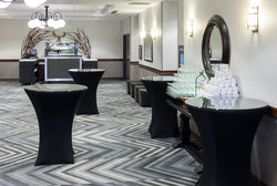 Meeting Space Breakout Prefunction Reception Bar
