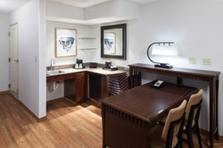 Suite Desk Wet Bar Fridge