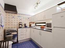 One Bedroom Bungalow Kitchen