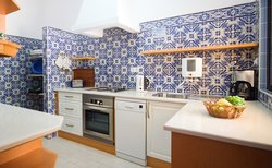 Two Bedroom Bungalow Kitchen