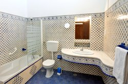 Two Bedroom Bungalow Bathroom