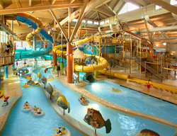 Splash Lagoon Indoor Waterpark