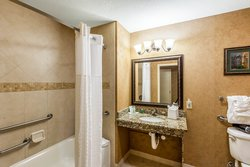 Bathroom in suite