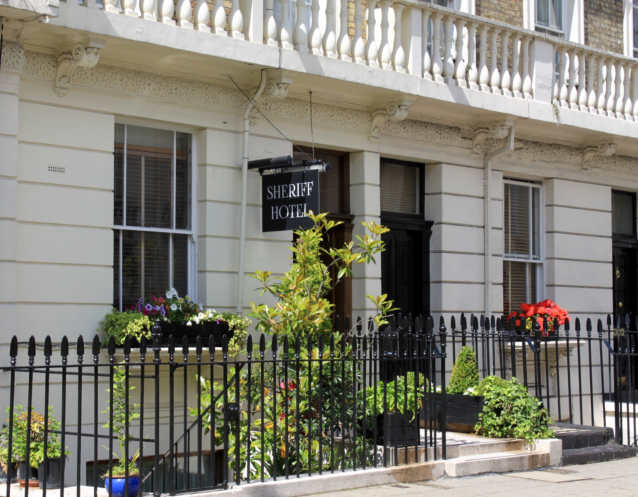 Cheap Hotels in Central London Best in Londons City Centre