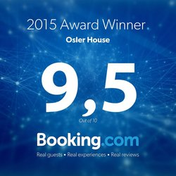 Booking. com Award