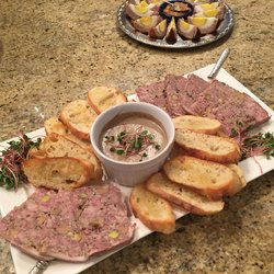 Catering - Home made pate