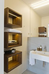 Bath of Superior Double room with balcony