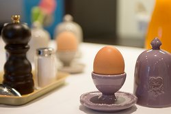 Egg dishes of your choice