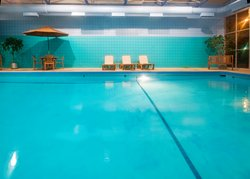 Swimming Pool - Hotel Holiday Inn Downtown Des Moines