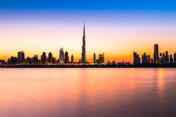 City Landscape - Dubai Attractions