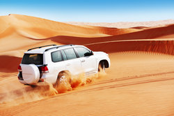 Desert Safari - Dubai Attractions