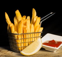 Hot Chips: A camping favourite!