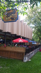 Crown & Moose Patio