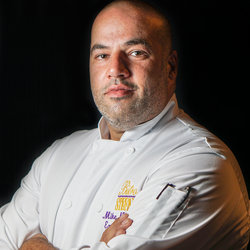 Executive Chef Mike Medeiros