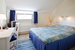 Double Bed And Facilities