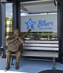Blues Hall Of Fame Memphis