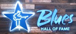 Blues Hall Of Fame Memphis Sign