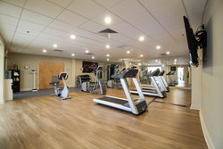 Guest Fitness Center at Holiday Inn New Orleans Westbank