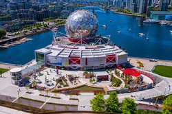 Science World Exterior