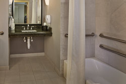 Accessible Guest Bathroon - Bathtub