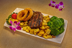Kem's Restaurant - Steak Dinner