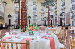 Palm Court Wedding