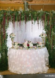 Wedding-Sweetheart Table