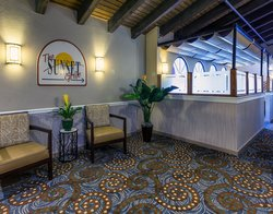 Sunset Grille Waiting Area