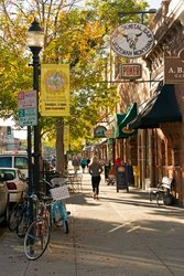 Downtown Bozeman Streets