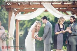 Glasbern Weddings Outdoor Arch
