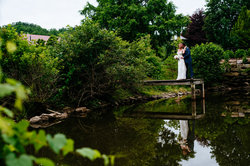 Glasbern Wedding Photography By Pond