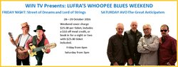 Lufra Whoopee Blues 2016