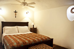 St. Peter Claver Jr. Suite Queen Bed