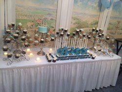 Sweet 16 Sweets Table