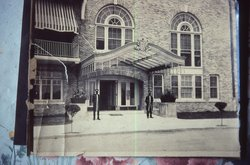Hotel Entrance from 20s - 30s