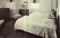 Guest Rooms 20s or 30s