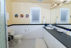 Scollen Room Ensuite Bathroom