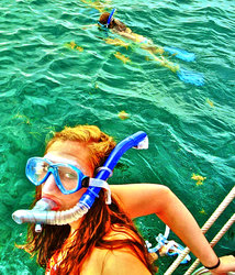 Snorkeling is a blast for everyone!