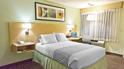 Premium Single Queen ADA Accessible guest room