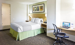 Premium Single Queen guest room