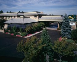 Quality Inn Oakwood Spokane Exterior
