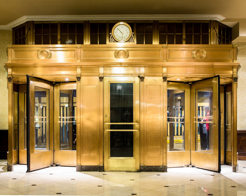 Revolving Doors & Baltimore Historic Hotels | Gallery | Lord Baltimore Hotel