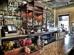 The Bar at Tin Lizzie Lounge