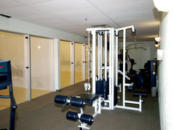 Exercise Facility/Squash Courts