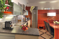 Full Kitchen – Not Just A Kitchenette