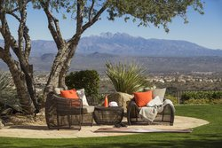 Four Peaks Event Lawn View