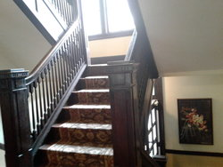 Riverside Inn Stairs