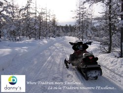 Snowmobile Northern Odyssee